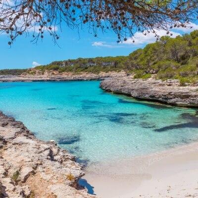 Wandern auf Mallorca Cala Mondragó
