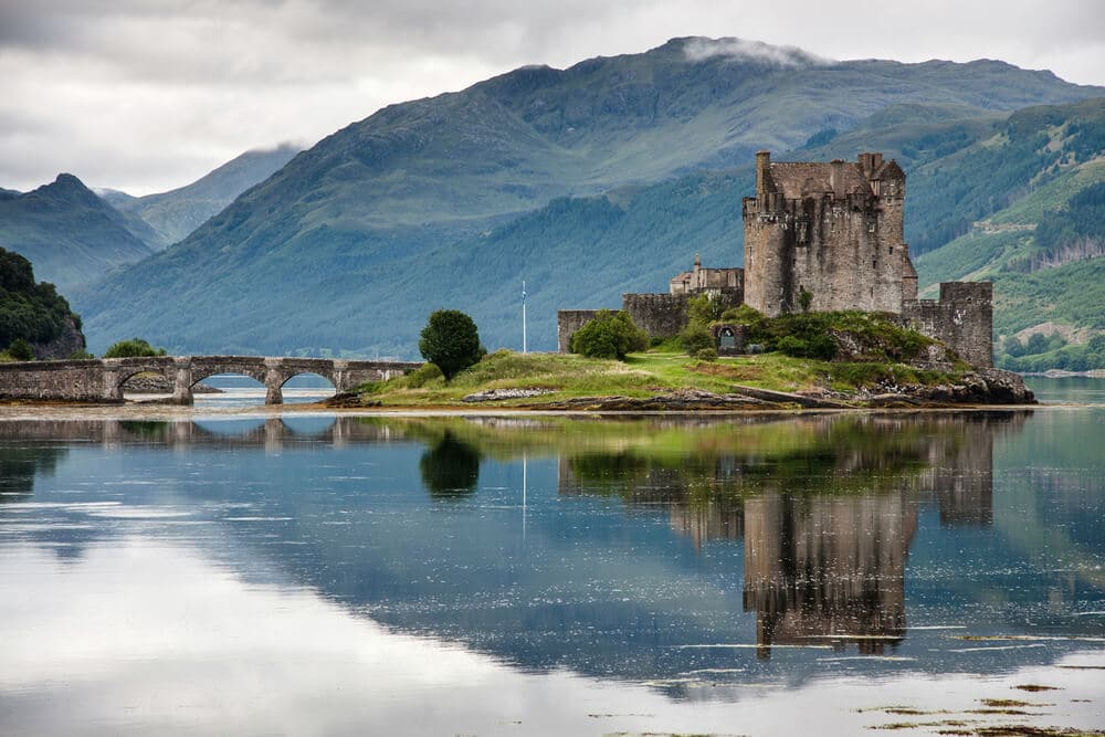 Foto der Donan Castle
