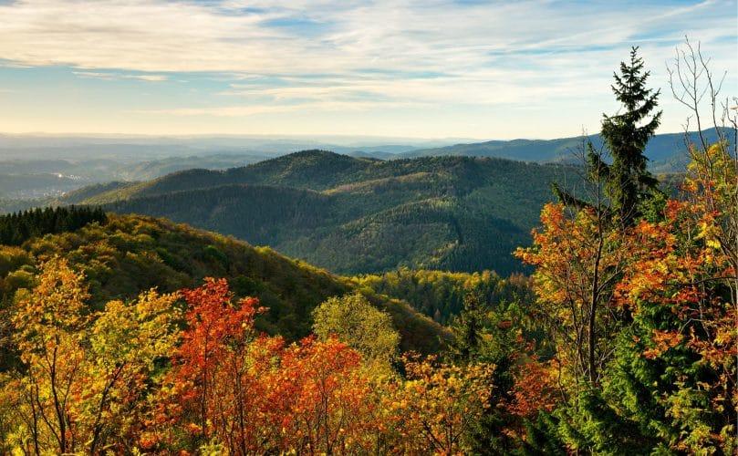 Wandern im Herbst: Die 7 schönsten Routen