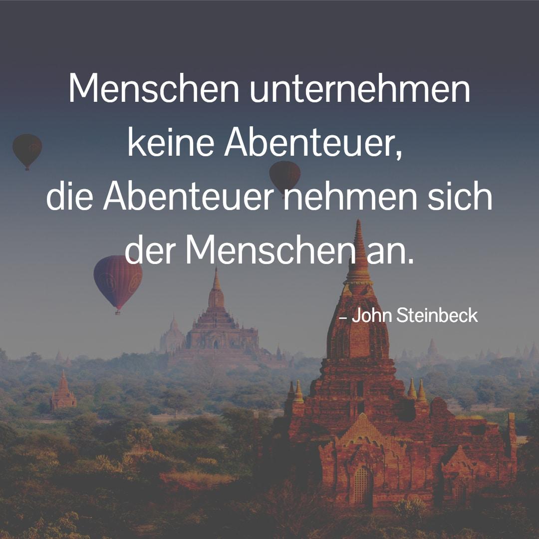 reisezitate john steinbeck