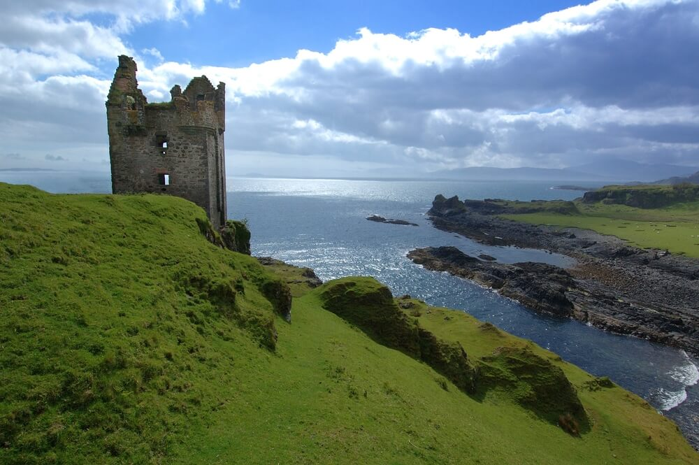 Kerrera: Die Grüne Insel Schottlands © Ian Ratcliffe / Shutterstock
