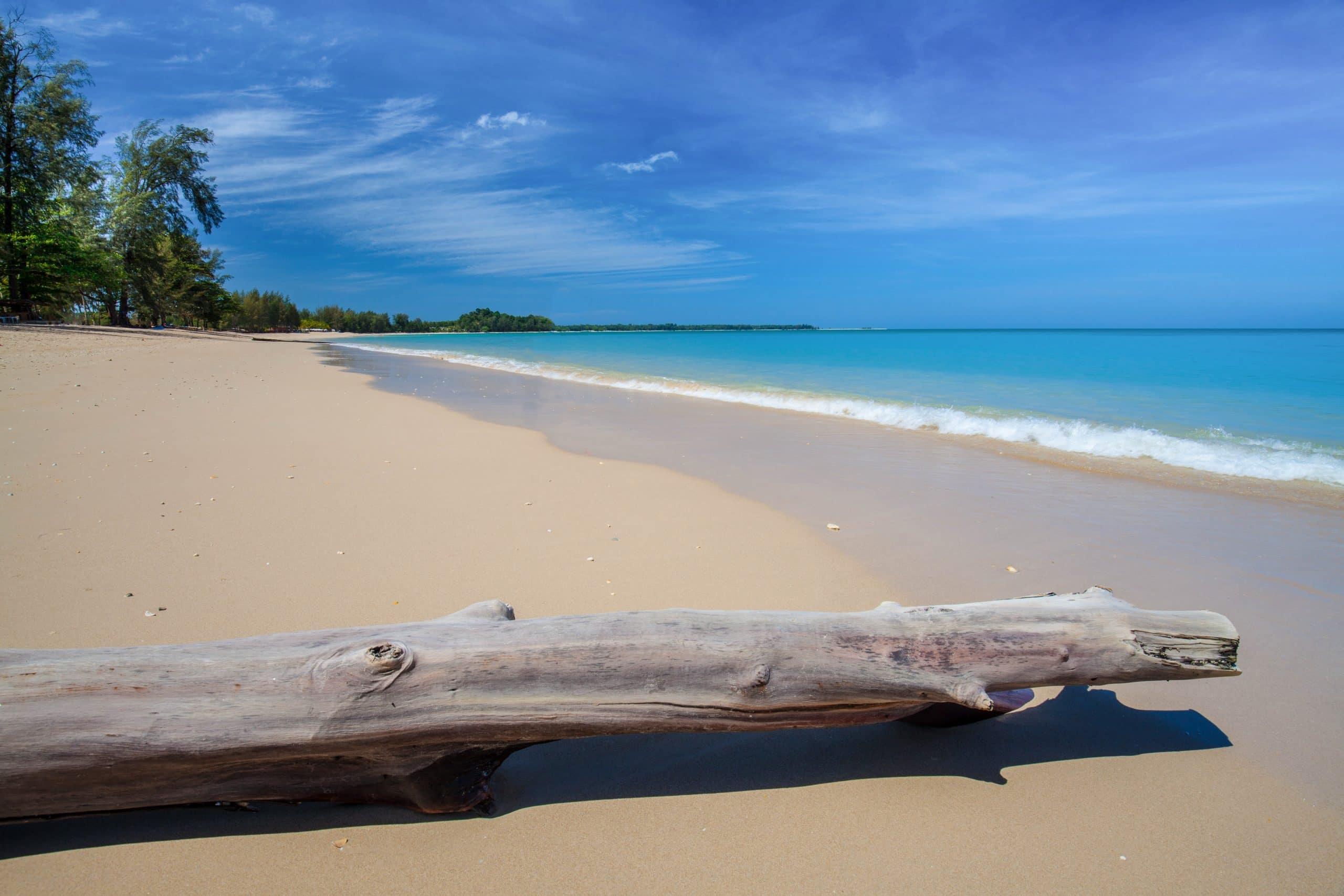 khuk khak beach khao lak thailand