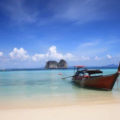 koh ngai koh hai thailand