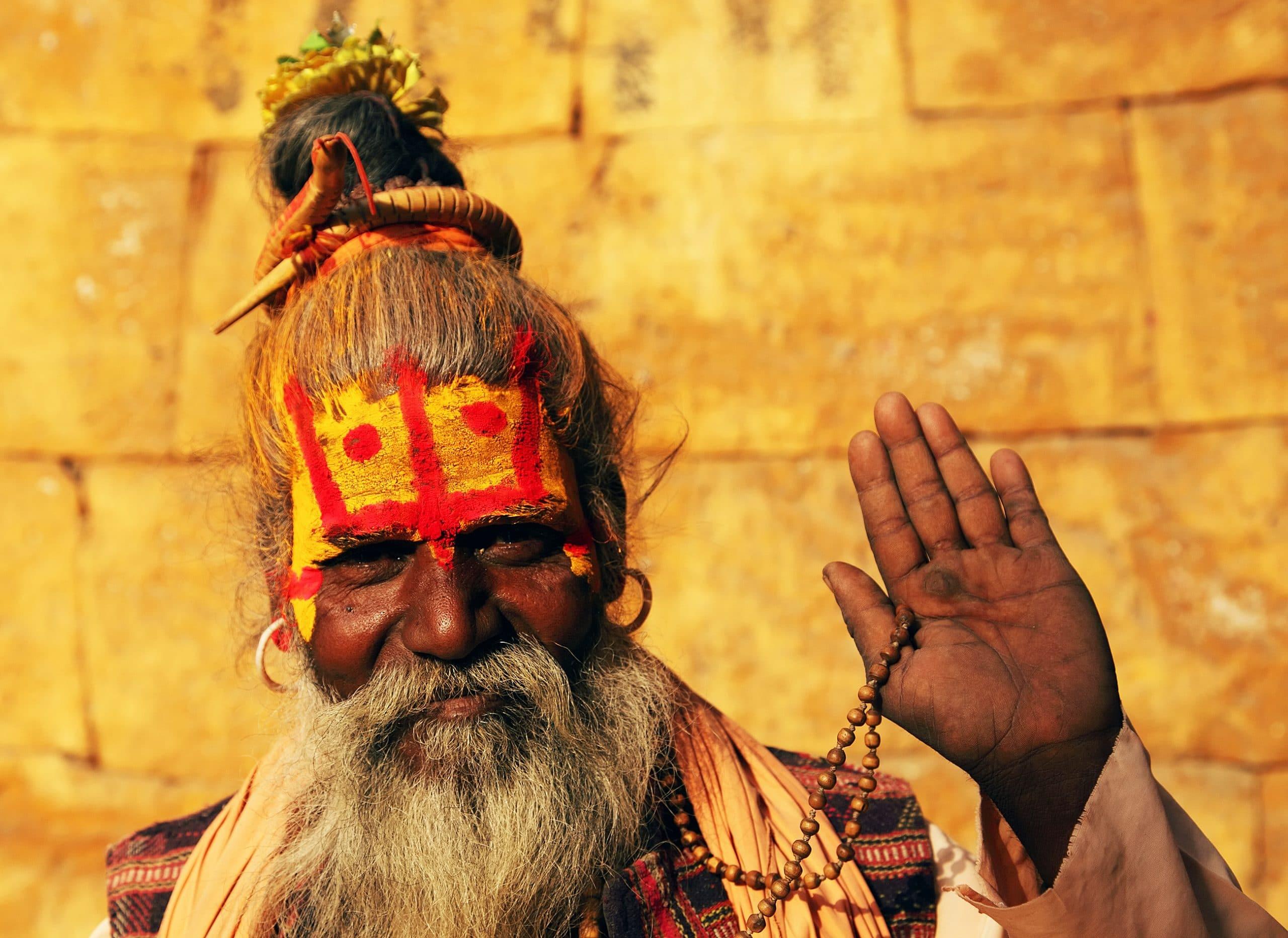 holi festival indien