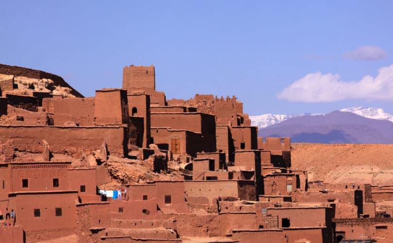 John Coplands authentischer Blick auf Marokko