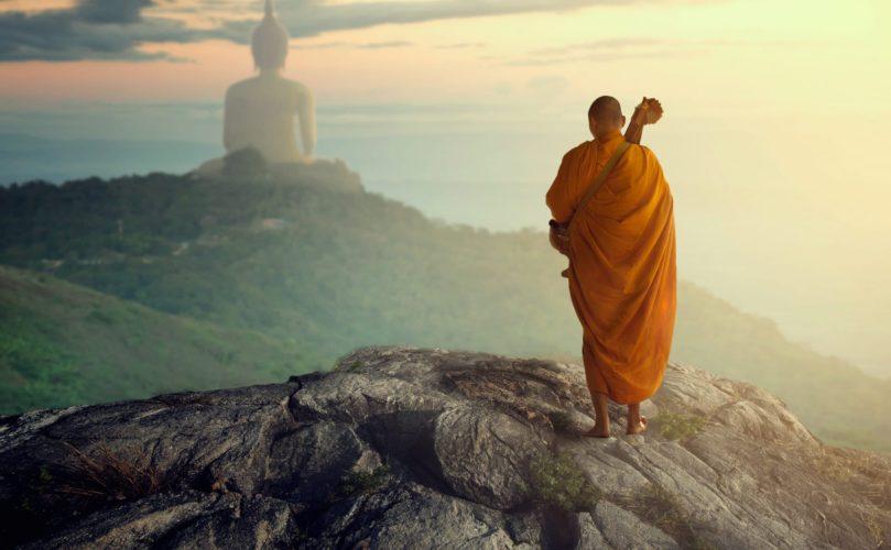 Das Land der Tausend Tempel: Buddhistische Mönche in Myanmar