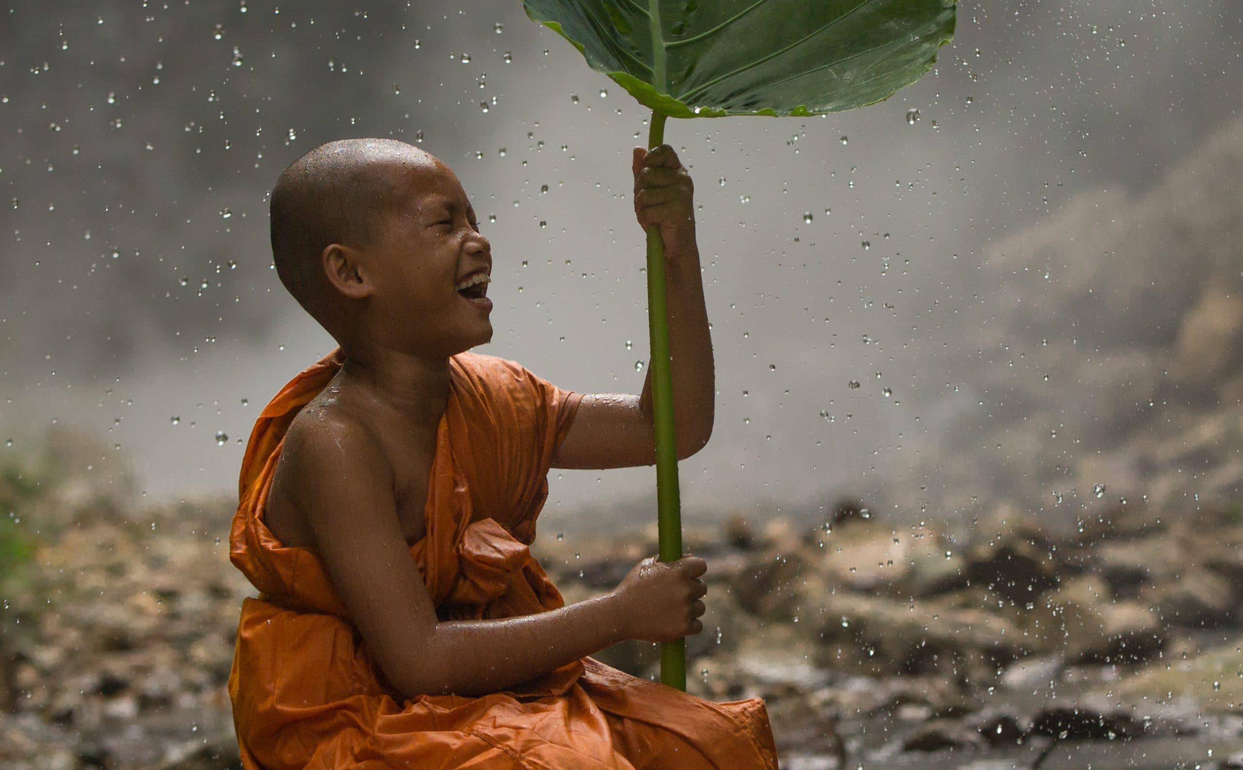 novize mönche myanmar