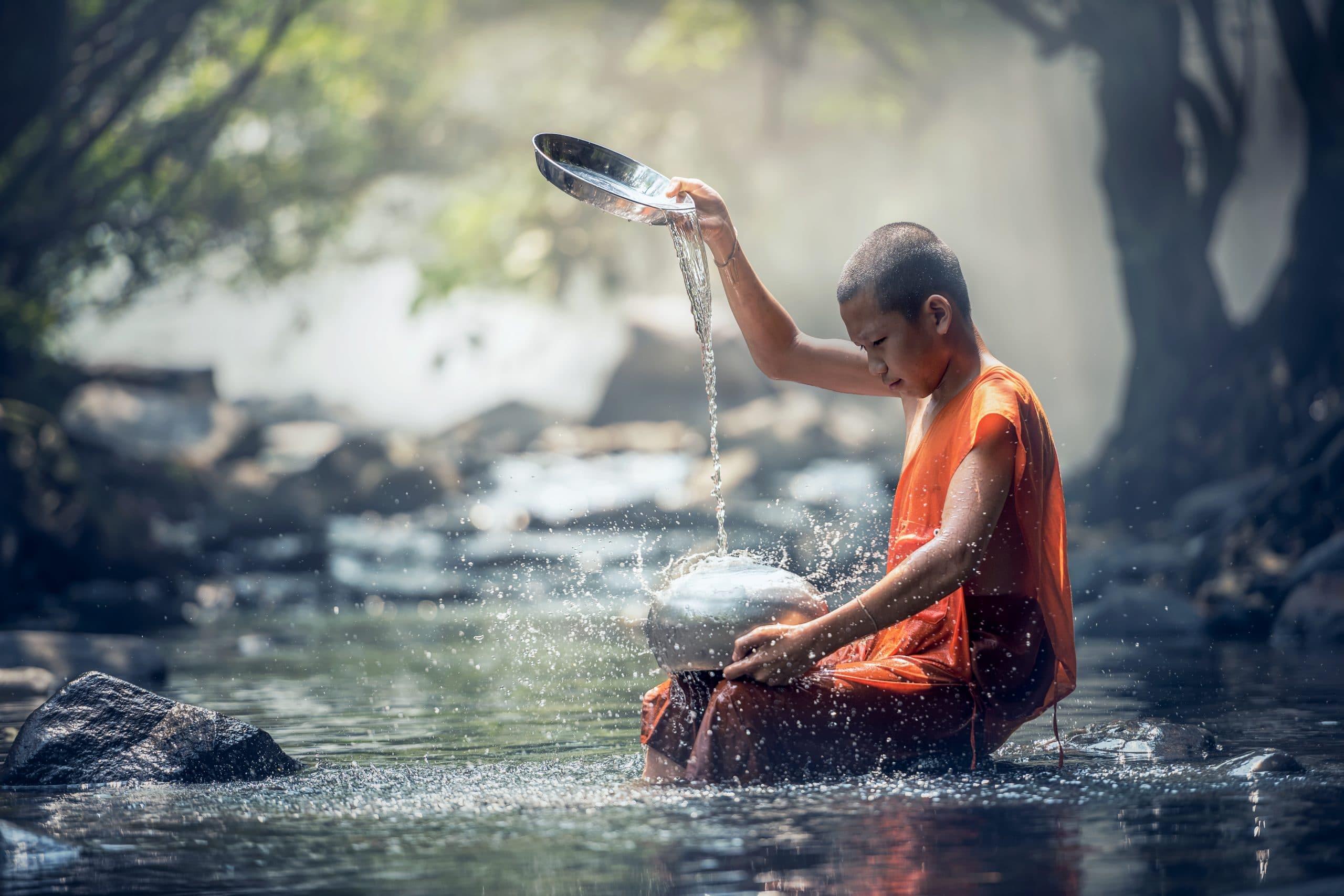 mönche monk myanmar