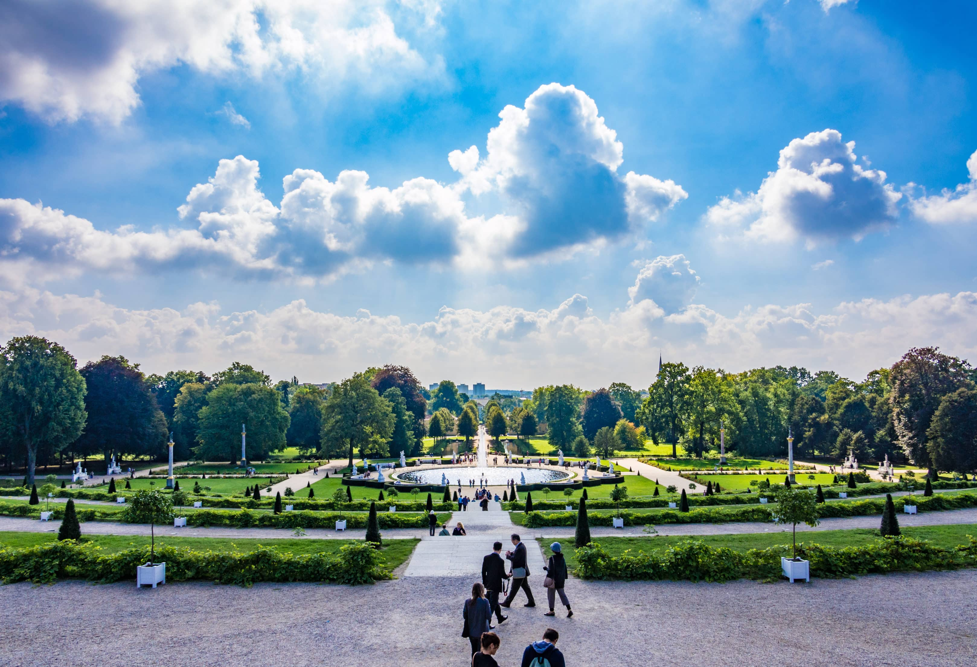 ausflugsziele berliner umland park sans souci potsdam