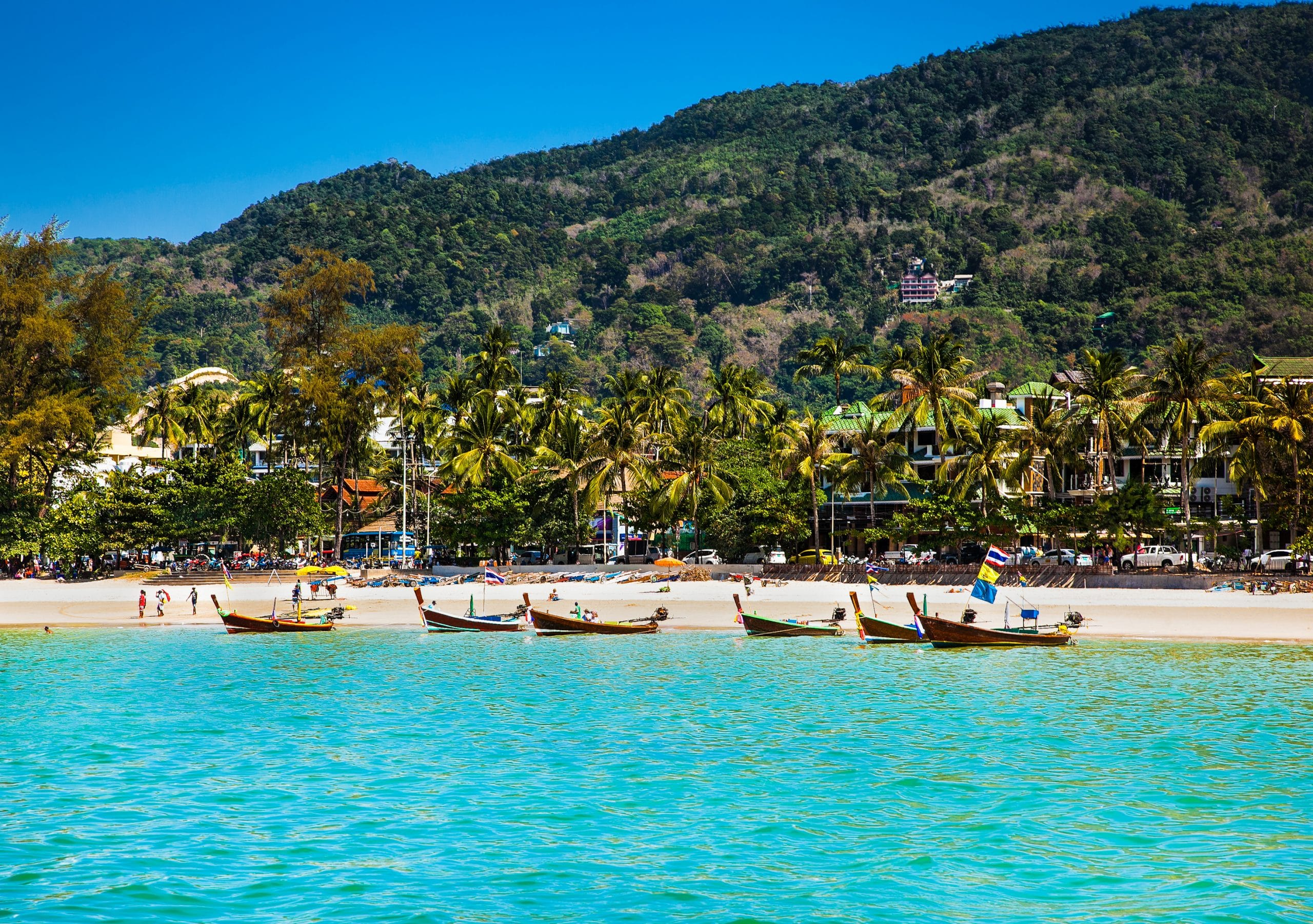 patong beach thailand phuket