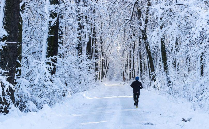 Joggen im Winter: So bleibst Du motiviert