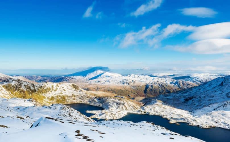 Wales: 5 Atemberaubende Orte, die jeder gesehen haben muss