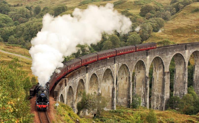 Die schönsten Bahnstrecken Europas