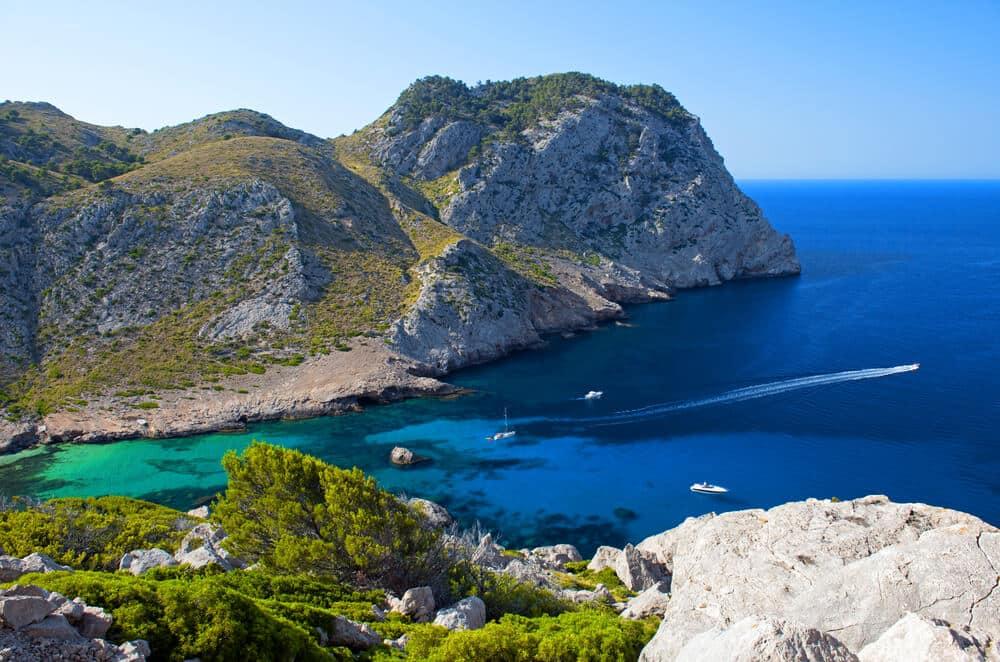 Cape Formentor auf Mallorca